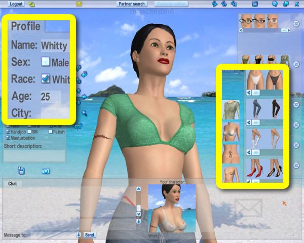 Free 3d sex game